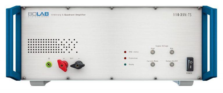 Générateur arbitraire 4 quadrants 1000W +35V à -16V, courant max.38A