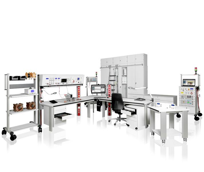 Un laboratoire moderne